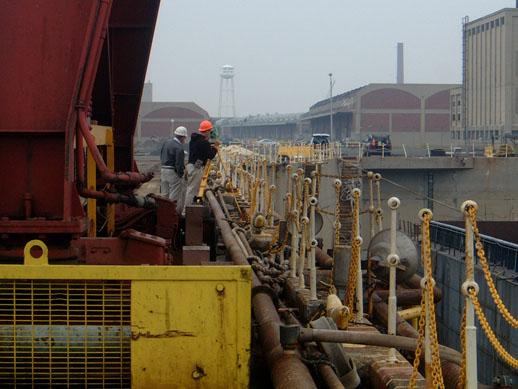 barge drydock